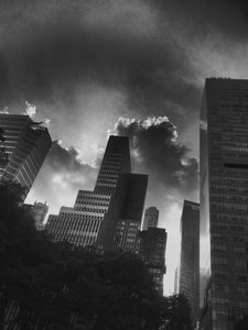 Midtown Storm, New York City USA - Travel wall art prints by Edwin Datoc Gallery