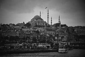 Istanbul, Turkey - Travel wall art prints by Edwin Datoc Gallery