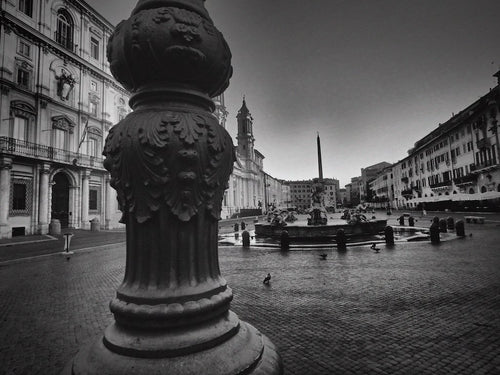 Piazza Navona 3/10, Rome Italy - Travel wall art prints by Edwin Datoc Gallery