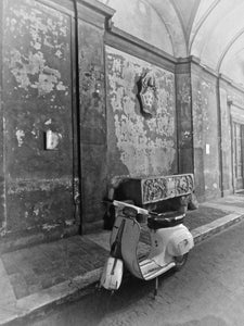 Vespa, Rome Italy - Travel wall art prints by Edwin Datoc Gallery