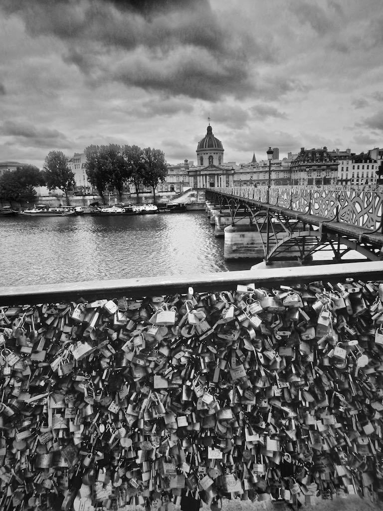 Locks of Love, Paris France - Travel wall art prints by Edwin Datoc Gallery