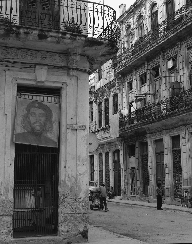 Calle Industria, Havana Cuba - Travel wall art prints by Edwin Datoc Gallery