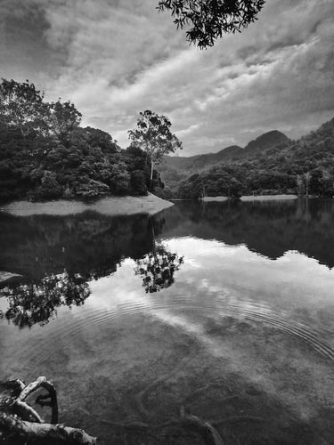 Shing Mun Reservoir, Hong Kong - Travel wall art prints by Edwin Datoc Gallery