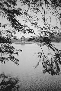 Hoan Kiem Lake 2004, Hanoi Vietnam - Travel wall art prints by Edwin Datoc Gallery