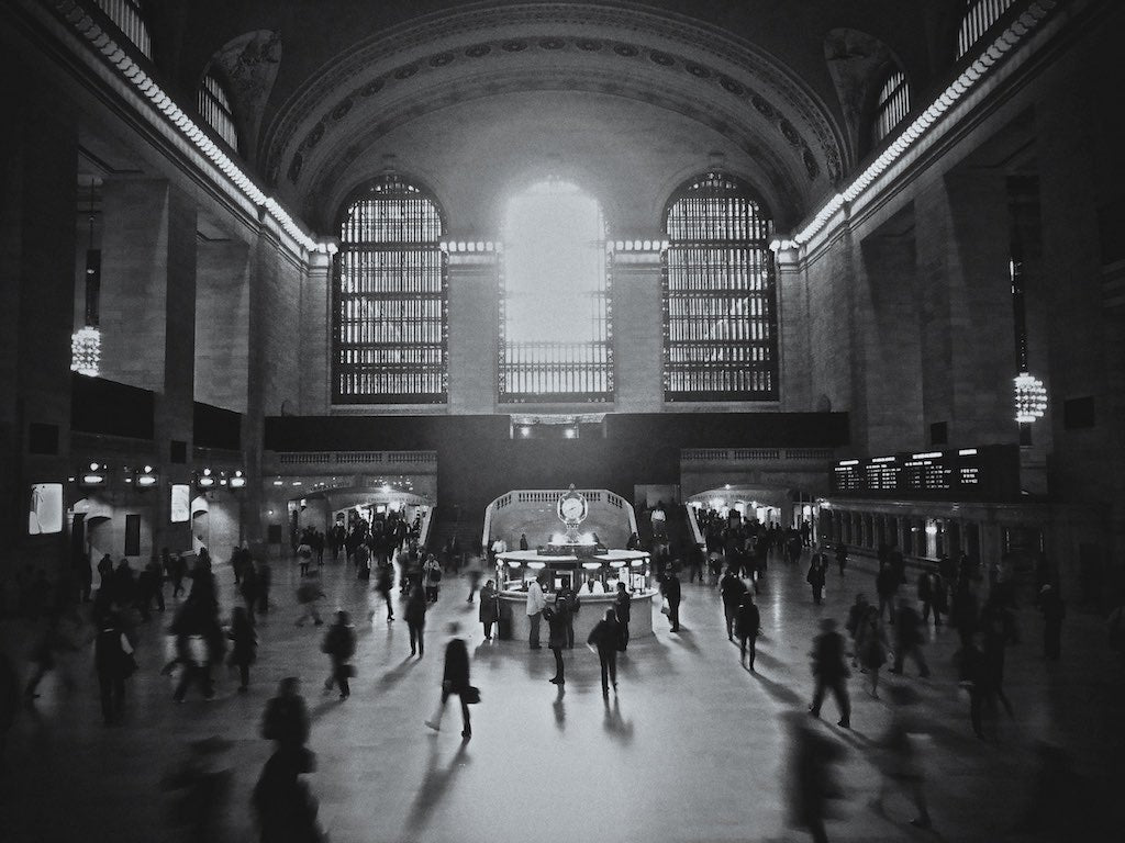Grand Central Terminal, New York City, USA - Travel wall art prints by Edwin Datoc Gallery