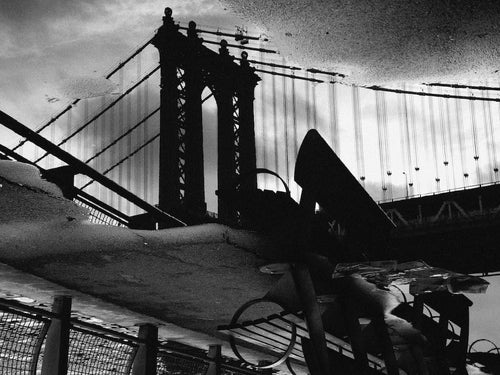 Brooklyn Bridge, New York City, USA - Travel wall art prints by Edwin Datoc Gallery