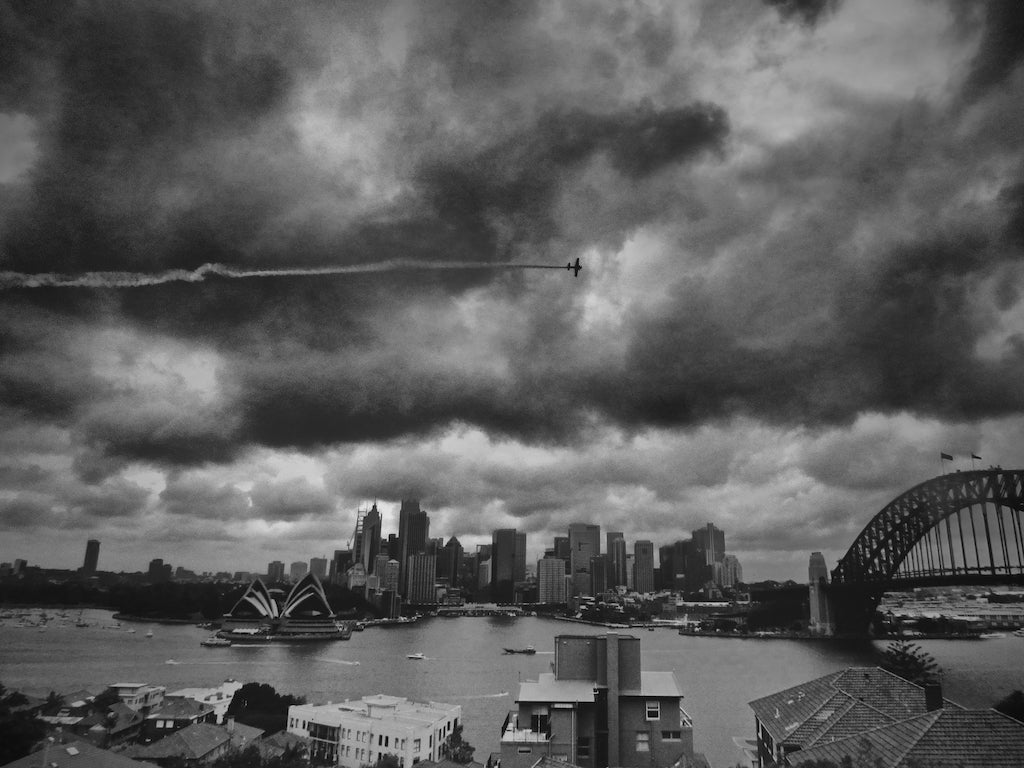 Fly By, Sydney, Australia - Travel wall art prints by Edwin Datoc Gallery