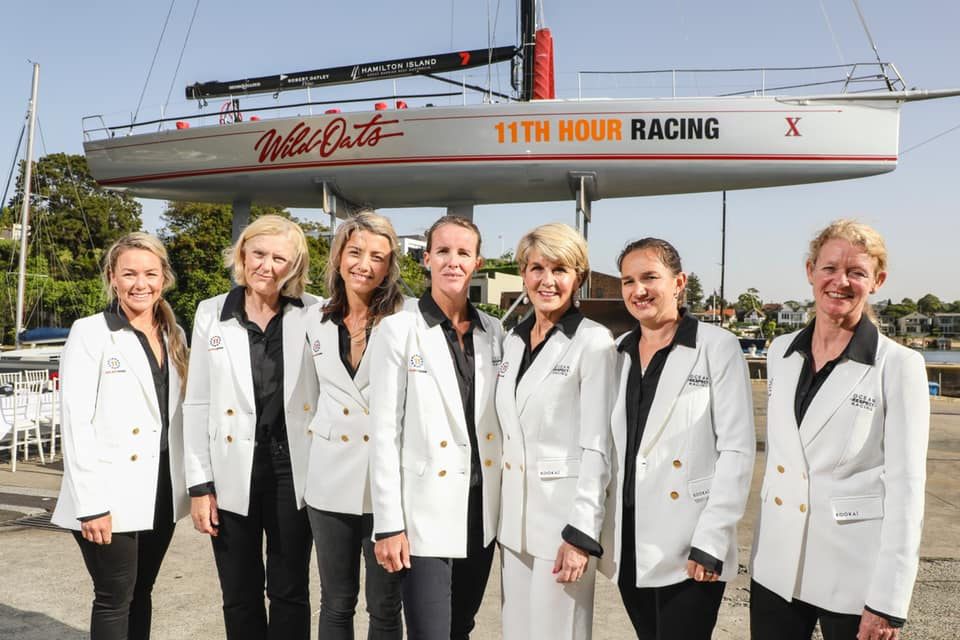 Ocean Respect Racing - First all-female professional crew announced for Rolex Sydney Hobart Yacht Race.