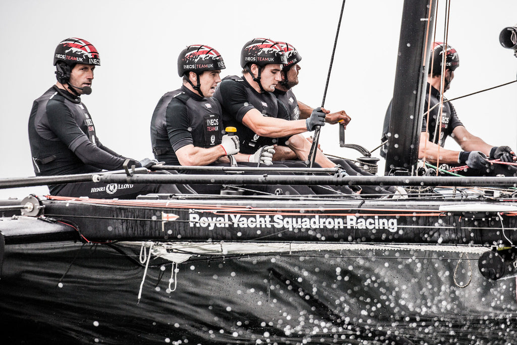 Henri Lloyd Announced as Official Gear Supplier to Ineos | Team UK for America's Cup