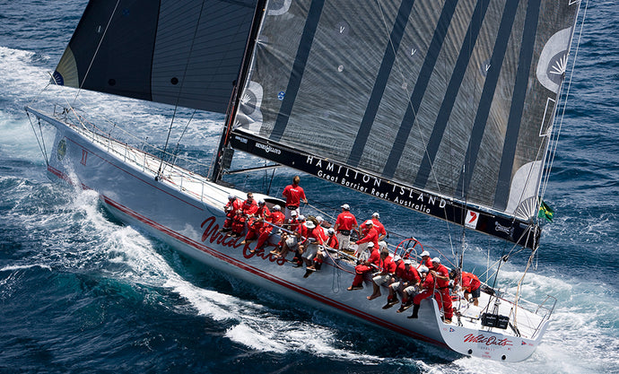 Follow Wild Oats XI on their Sydney to Hobart 2017 quest
