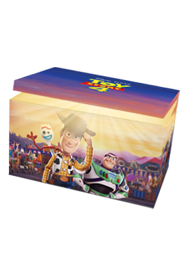 Toy Story 4 Blu-ray + DVD + Digital Code Disney.Pixar Movie Bundle