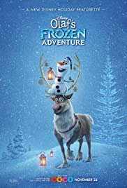 Olaf's Frozen Adventure (Blu-ray)