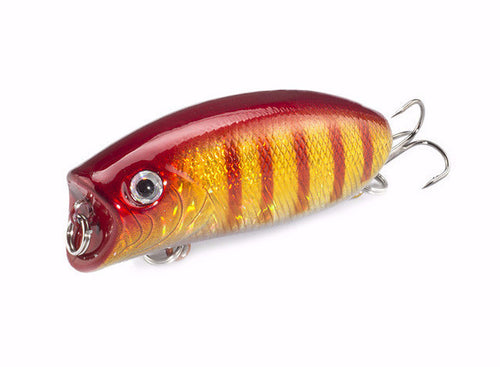 Fat Popper Topwater Lure