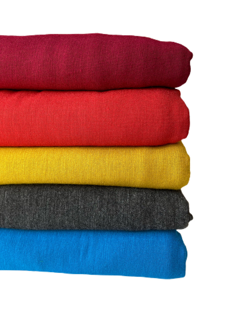 Crayola rayon spandex knit collection