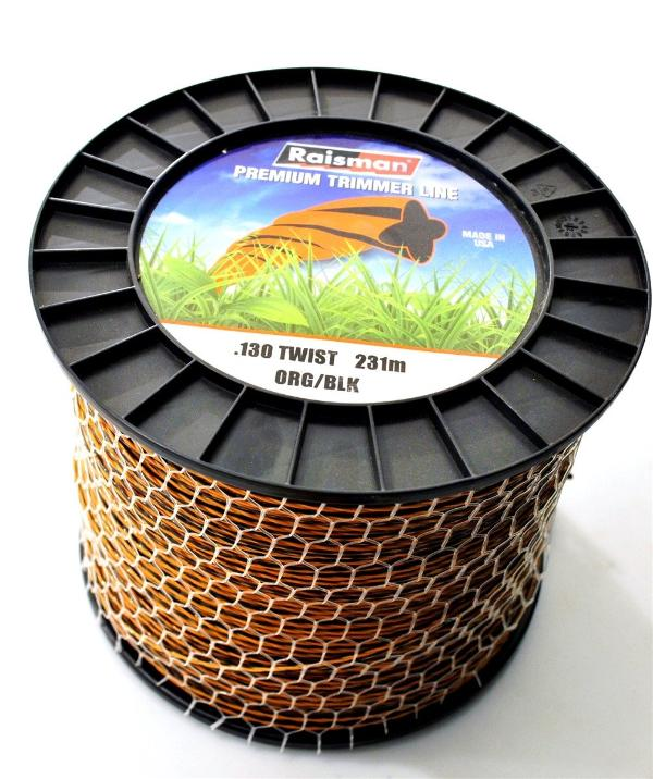 "Trimmer Line Twist Style .155"" - 2.4 Pound Spool"