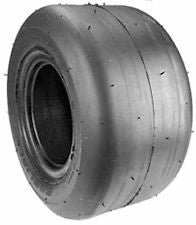 Lawn Mower Tire - Smooth Style - 11X400X5 - 4 Ply Tubless