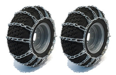 Snow Mud Traction Tire Chains 15X6.00-6