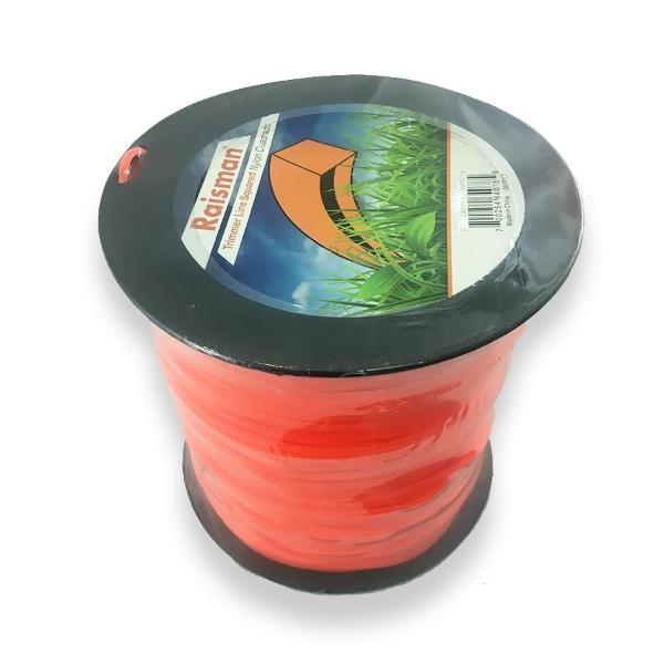 "Trimmer Line .118"" Spool 5 lbs - Square"