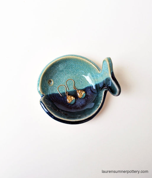 Fish Shaped Ring Bowl