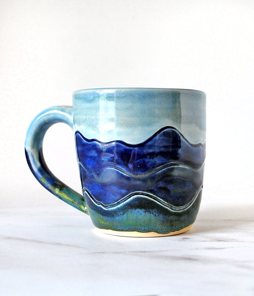Blue Ridge Mountain Coffee Mug