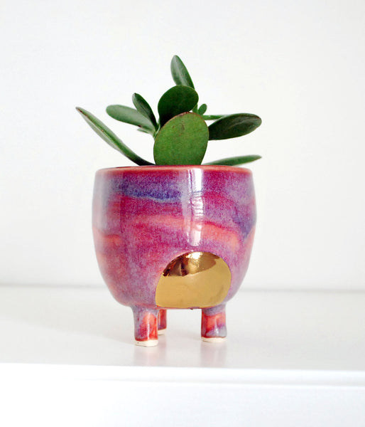 Sunset Planter - Small