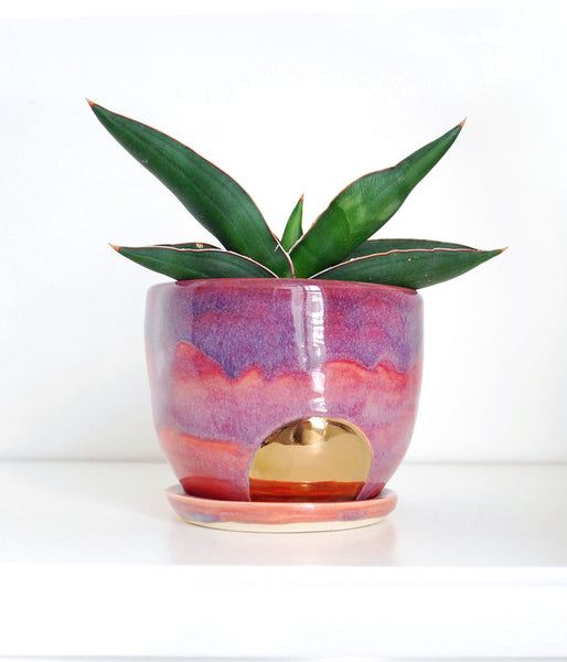 Sunset Planter - Large