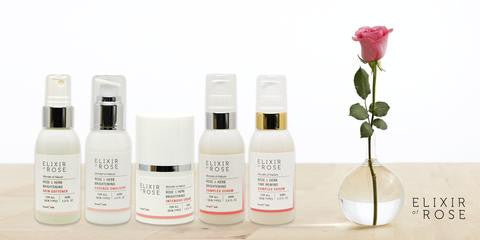 Why Heartmade Elixir of Rose Brightening Serum different