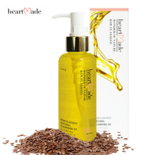 Heartmade Raw Flax seed Natural cleansing oil