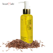 Heartmade Raw Flax seed Natural Skincare Oil