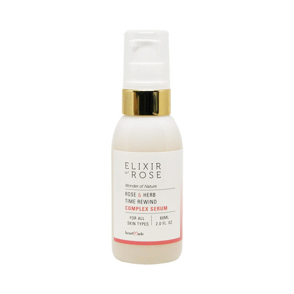 Heartmade Elixir of Rose Time Rewind Complex Serum