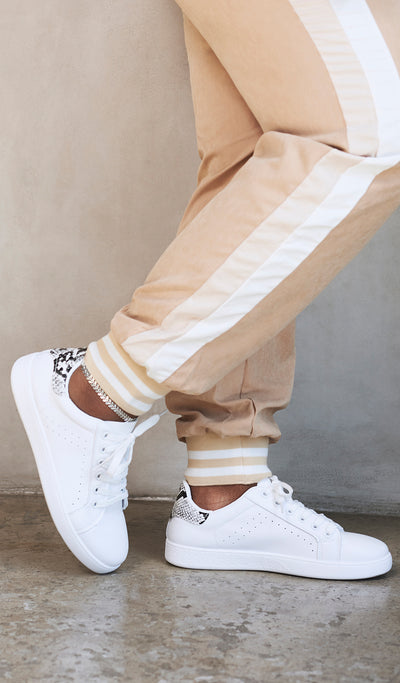 Snaked | Versatile Girly Sneakers