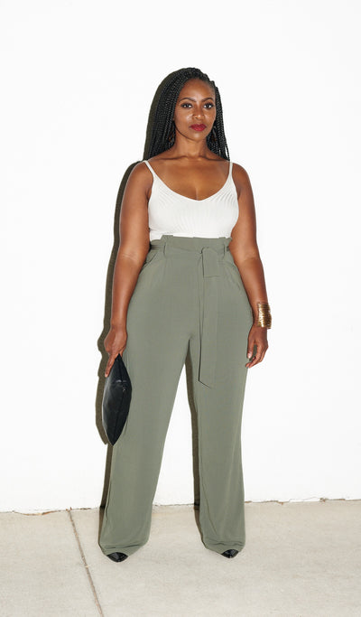 Snatched | High Waist Pants