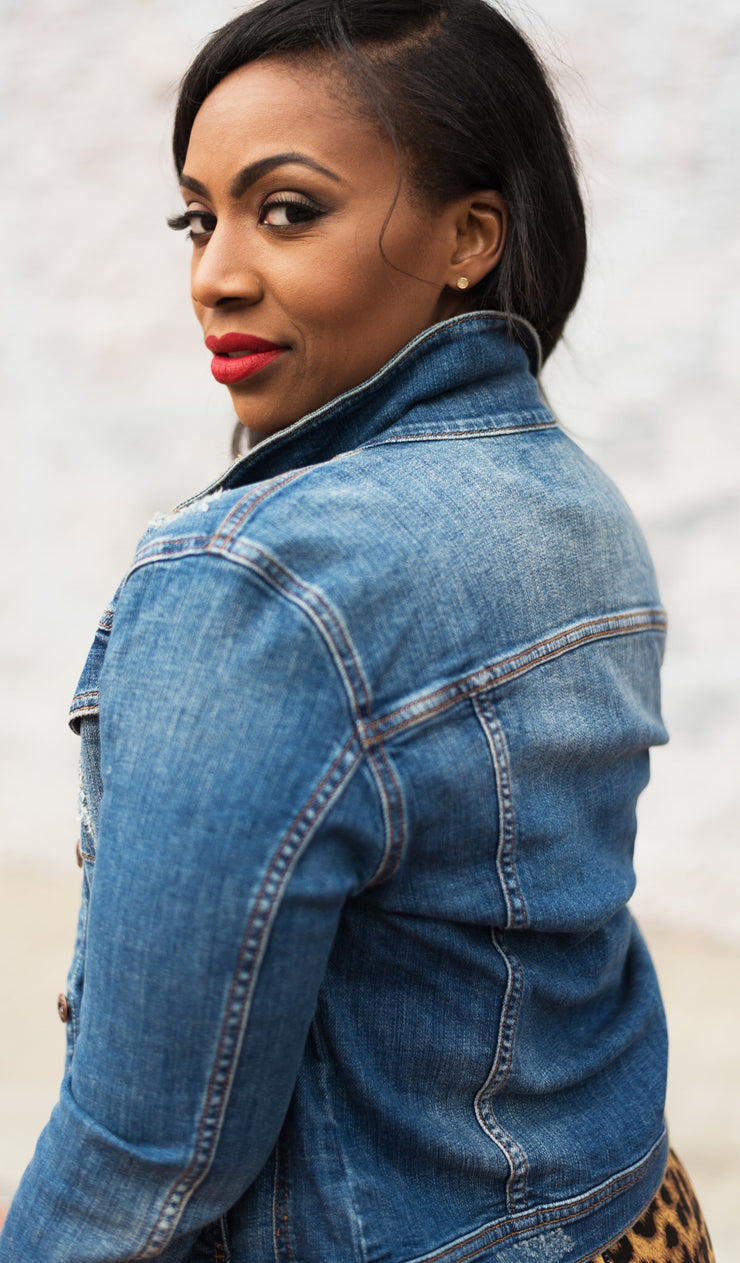 Simply Blue | Denim Jacket