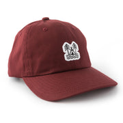 Traveler Hat - Maroon