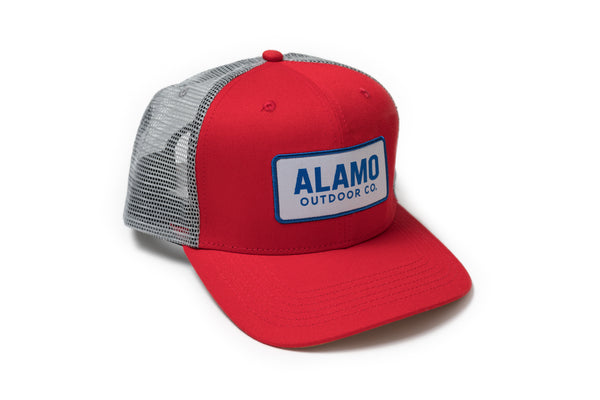 Guadalupe Hat - Red