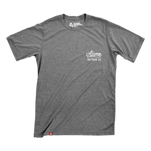 Heritage Tee - Deep Heather