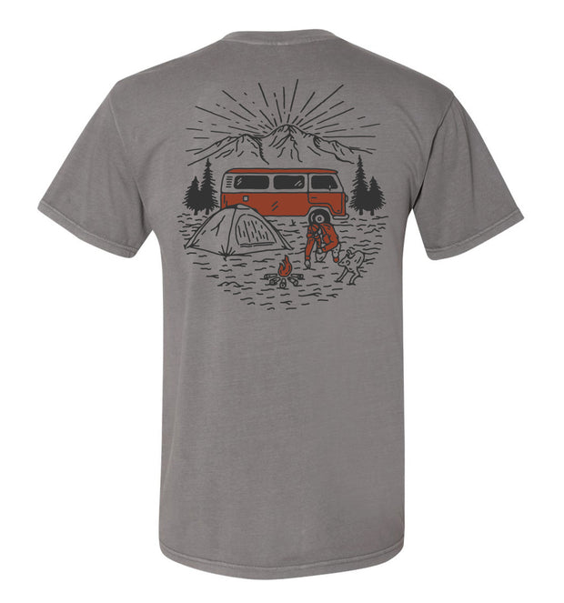 Traveler Pocket Tee