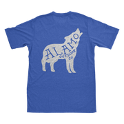 Coyote Tee - Royal