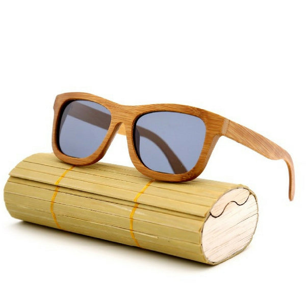 Sunglasses classical square frame in primary color