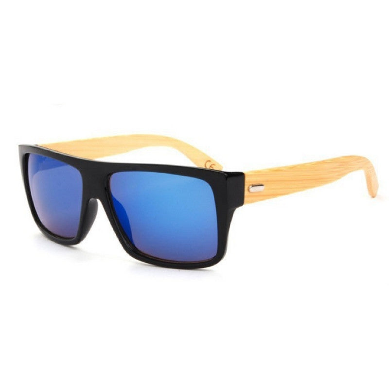 Sunglasses square fashion sport glasses blue