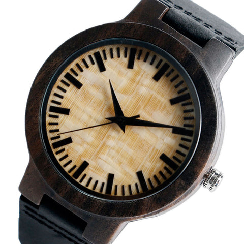 Bamboo watch model Hashibuto