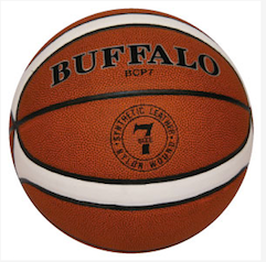 Buffalo Composite Training Ball Size 7 BCP