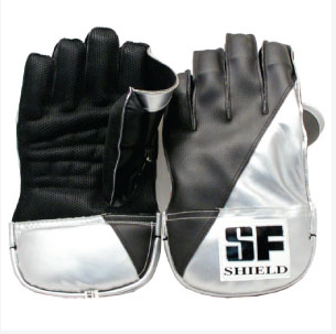 Wicket Keeping Gloves Shield Youth