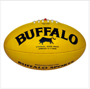 Buffalo All Weather Synthetic Size 3 Football
