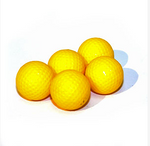 Sof Plastic Golf Ball