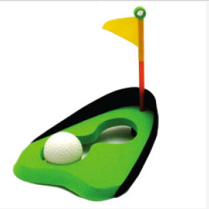 Rubber Foam Golf Hole