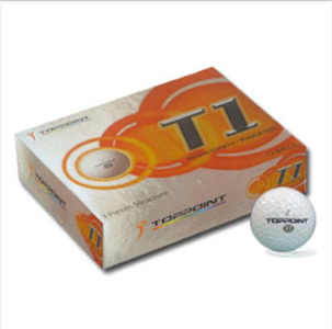 Top Point Golf Balls T1 Tour