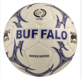 Buffalo Super Match Ball Size 4