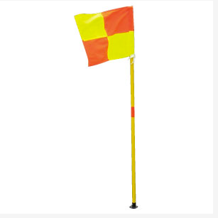 Corner Flag Two Piece