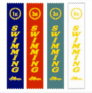 Swimming Ribbons